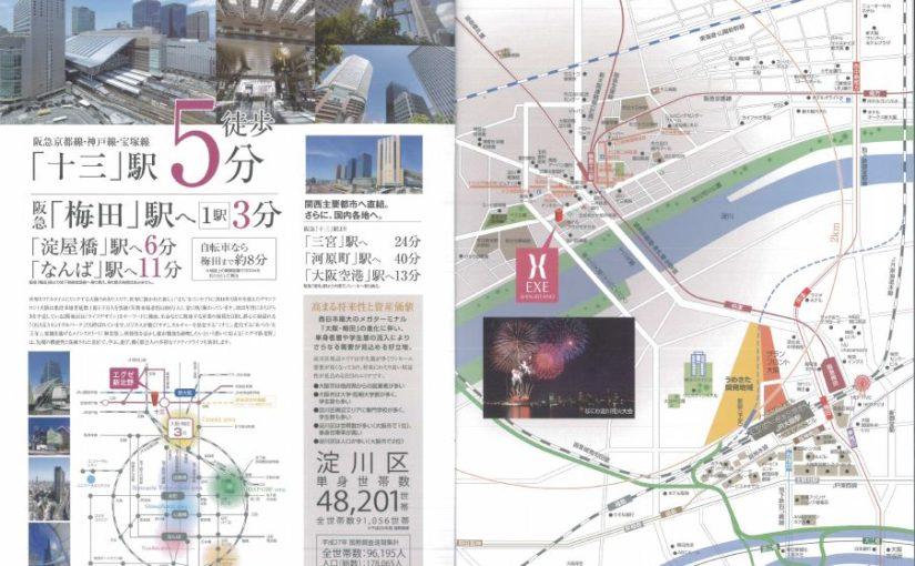 【売約済】 新築投資用マンション 新北野 価格2370万円~