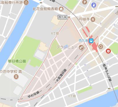 【★公開中】収益一棟ビル 西九条 価格8,000万円